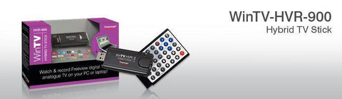 Watch & record Freeview digital TV or analogue TV on your PC or laptop!