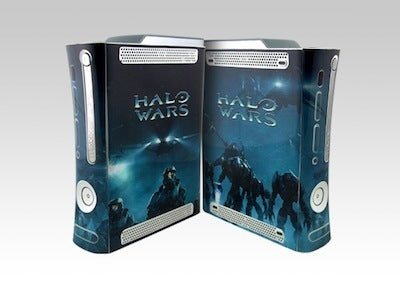 Xbox 360 Decals Halo wars skin skins sticker stickers