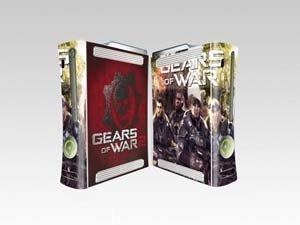 Xbox 360 Gears of War Sticker / Skin