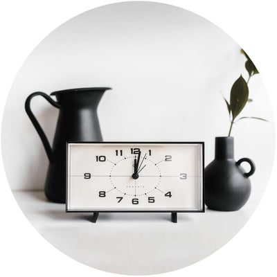 Ditch Your Smartphone for an Analog Alarm Clock