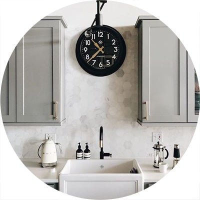 Kitchen Clocks | Choosing The Right Style