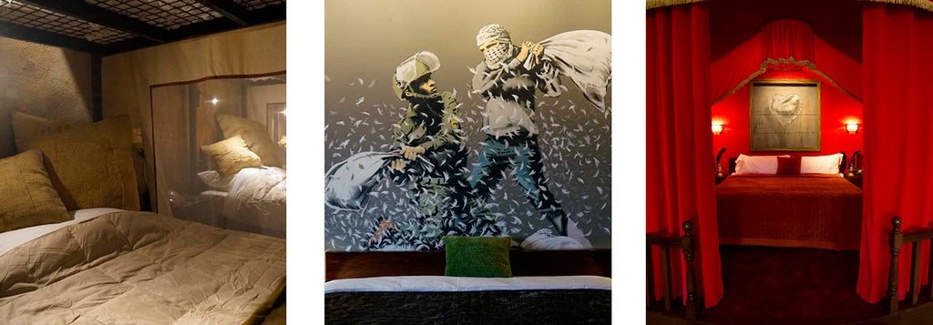 Banksy set of three - 2