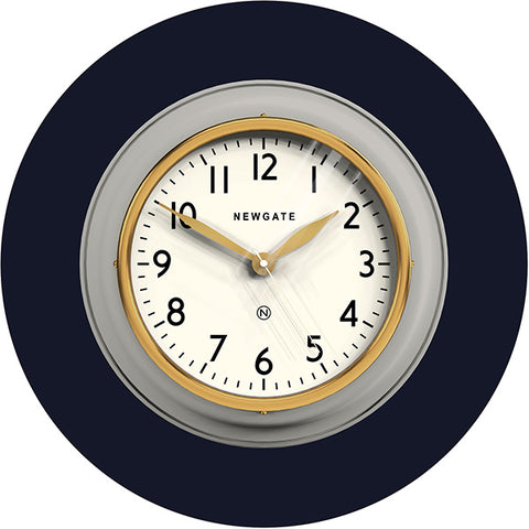 Classic_Kitchen_Clock_Grey_Gold_Newgate_COOK397OGY