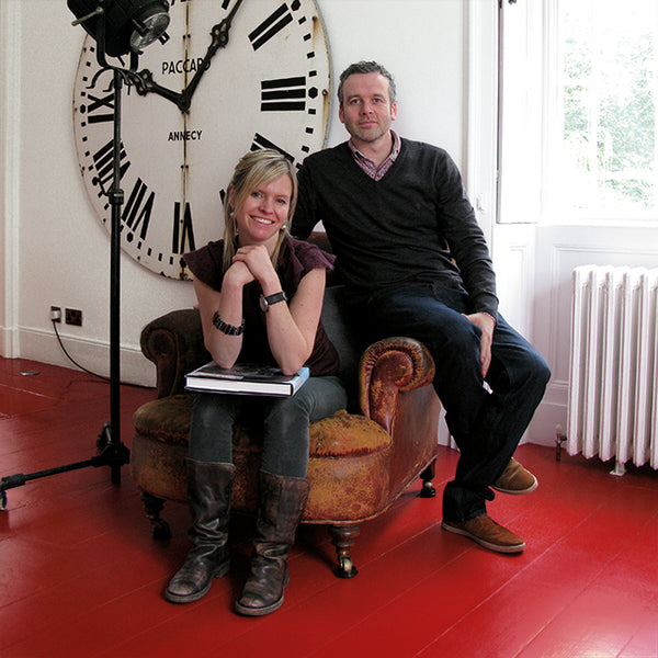 Jim and Chloe Ideal Home Magazine