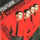 Kraftwerk Man Machine album