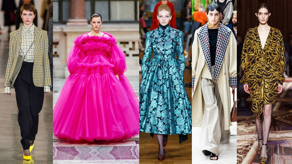 London Fashion Week AW19 trends