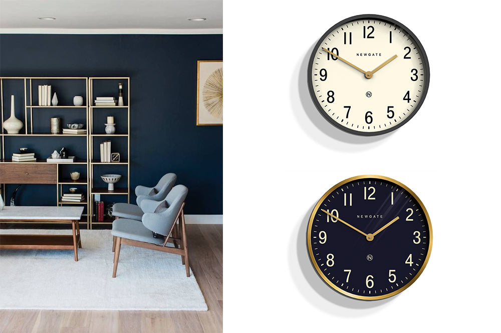 Mid-Century Wall Clocks - Newgate Clocks 2