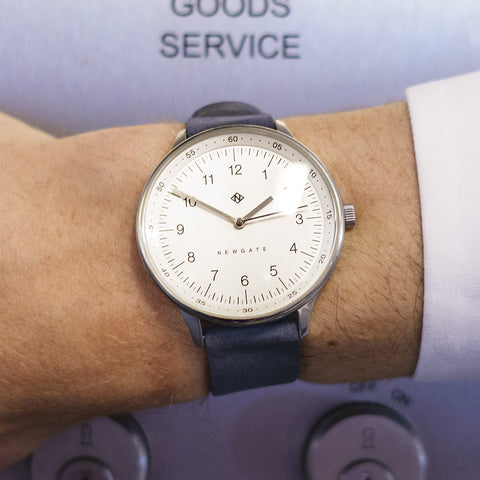 WWMBLPVS056NGBL_-_Blip_in_Vintage_Stainless_Steel_with_a_scientist_dial_and_blue_Nubuck_strap_-_Style_1