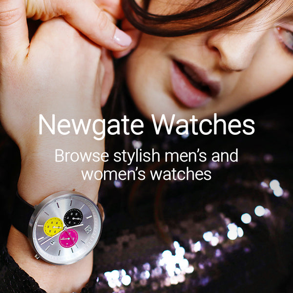 Newgate men's and women's watches