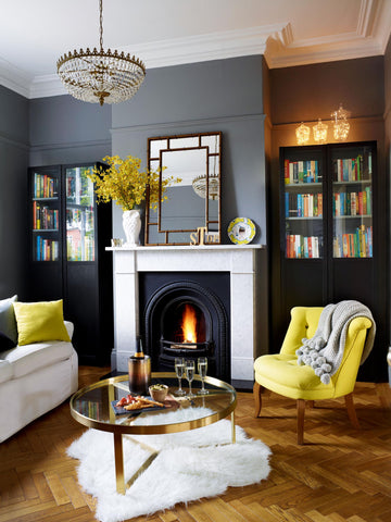 colourful decor real homes image by rachael smith