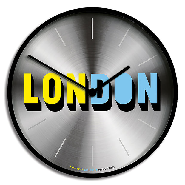 London Wall Clock - Limited Edition - Newgate London NUMONELONDON