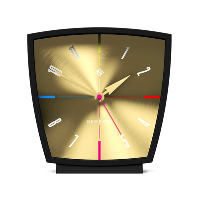 Modern Mantel Clock - Space-Age - Newgate Odyssey MAN-ODY712CK front