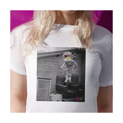 NEWGATE WORLD - TSHIRT - G6 - Junk Girl t-shirt - STYLE 1