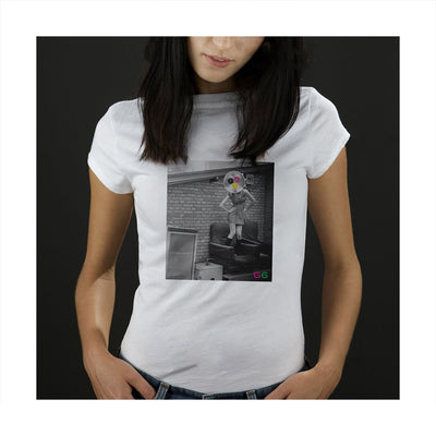 NEWGATE WORLD - TSHIRT - G6 - Junk Girl t-shirt - woman