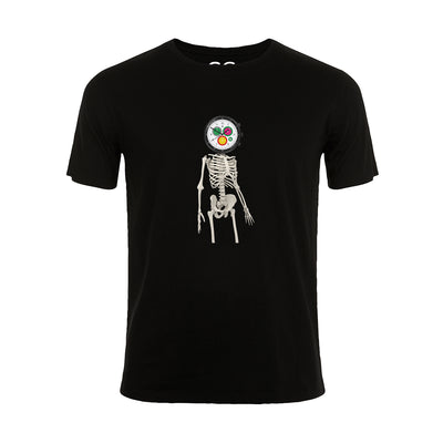 NEWGATE WORLD - TSHIRT - G6 - Skeleton Watch Head t-shirt - STYLE