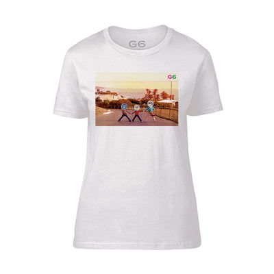NEWGATE WORLD - TSHIRT - G6 - Three In a Row t-shirt - STYLE