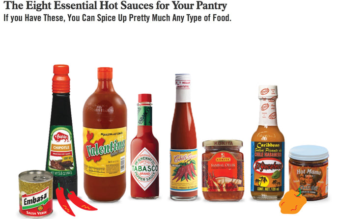 Willamette Week's 8 Essential Hot Sauces for Your Pantry