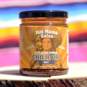 Chilie Oil - Chilie de Arbol