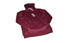 Load image into Gallery viewer, Premium Maroon Hoodie