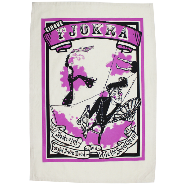 FJOKRA TEA TOWEL