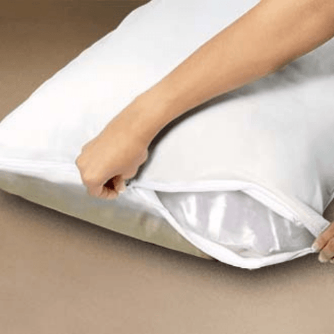 Housse Oreiller Anti Punaise Mattress Safe par Safelit