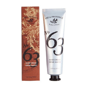 #63  French Hand Cream with Organic Shea Butter,  Classic French......Fragrance