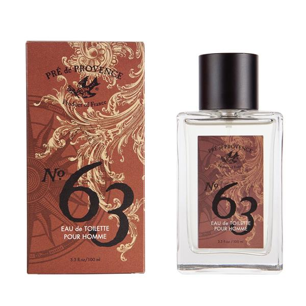 French Fragrance 63 for Men Eau de Cologne