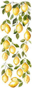 LEMON DROPS 12×33 DECOR TRANSFER™  Iron Orchid Designs IOD