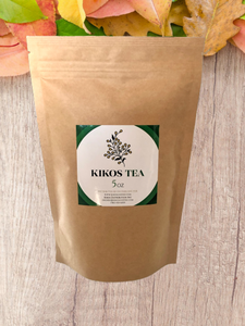 Kikos Organic Green Moroccan Mint Tea 5 Oz