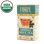 Load image into Gallery viewer, Organic Herbal Mint Tea Bags (Caffeine Free)