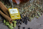 Load image into Gallery viewer, Organic Herbal Tulsi Chai Tea Bags (Caffeine Free)
