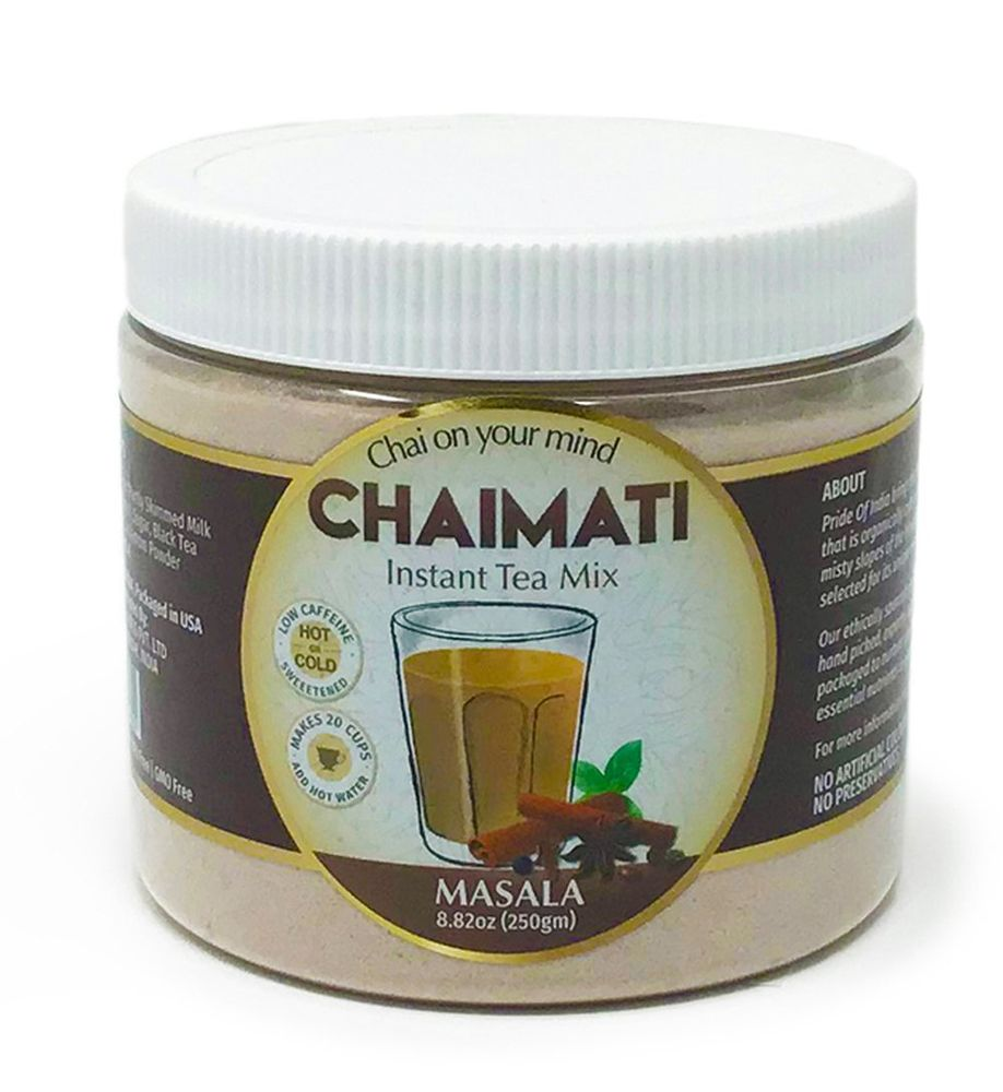 ChaiMati - Masala Chai Latte - Powdered Instant Tea Premix