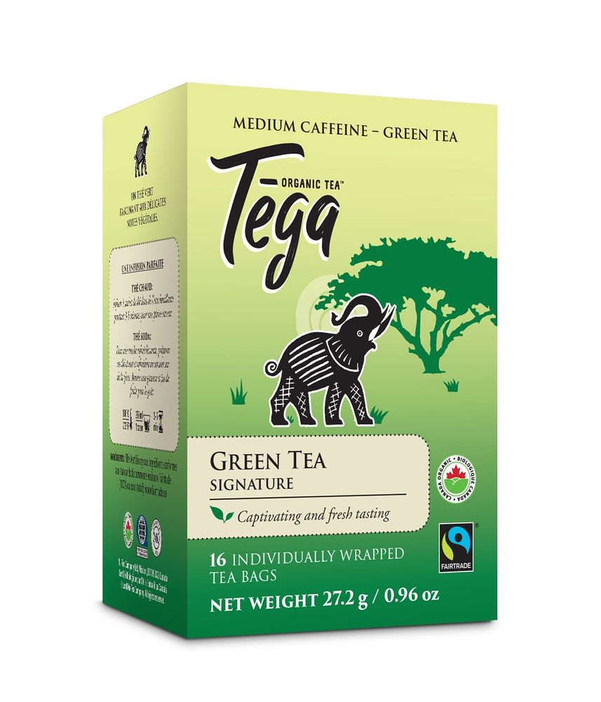 Organic Signature Green Tea
