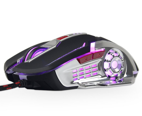 X56D Optical Gaming Mouse