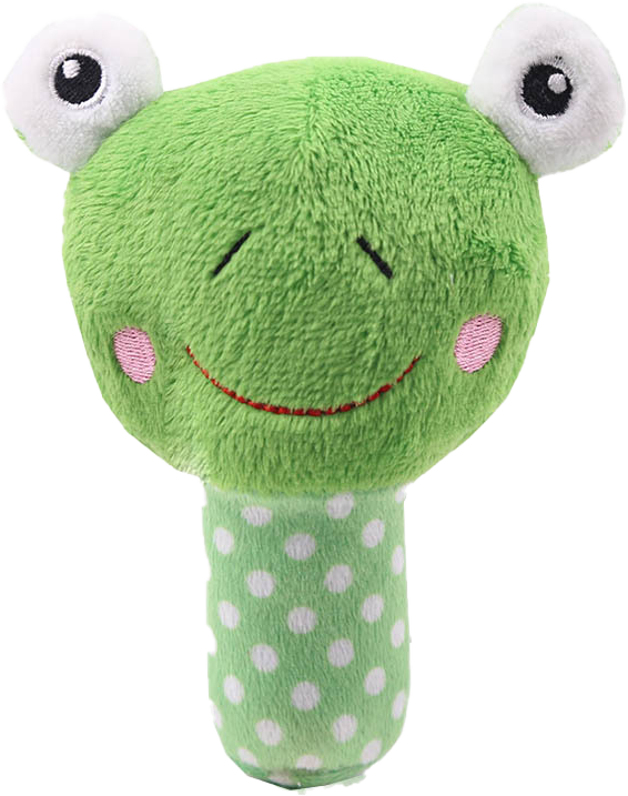 *** 寵物發聲玩具 ( 青蛙  ) mrorganic plush SQUEAKING PET TOY SQUEAKING PET TOY (frog )
