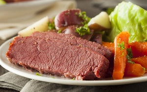 Grandma's Corned Beef Recipe
