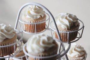 Herbal Infused Buttercream Frosting
