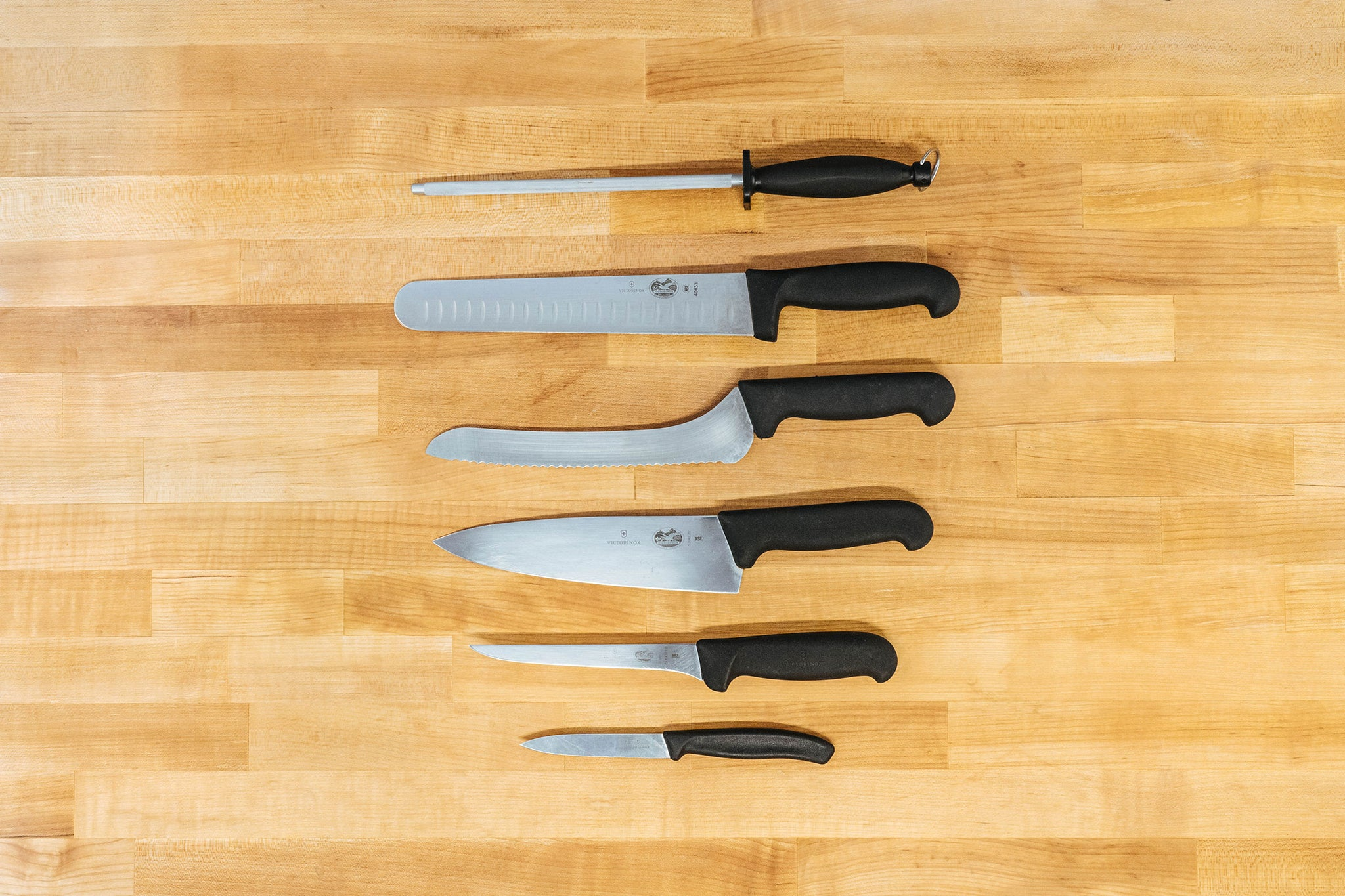 What are different knives and what are they for?