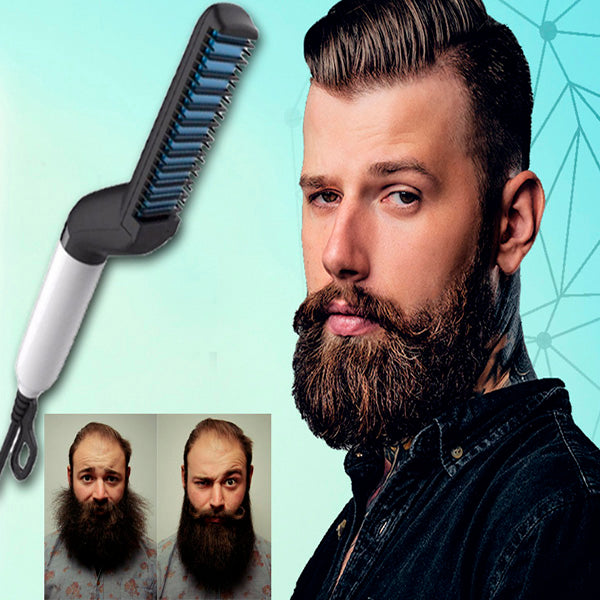 SmoothFinish™ Beard Straightening Comb
