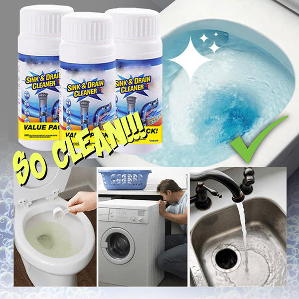 All-Purpose™ Quick Foaming Toilet Cleaner