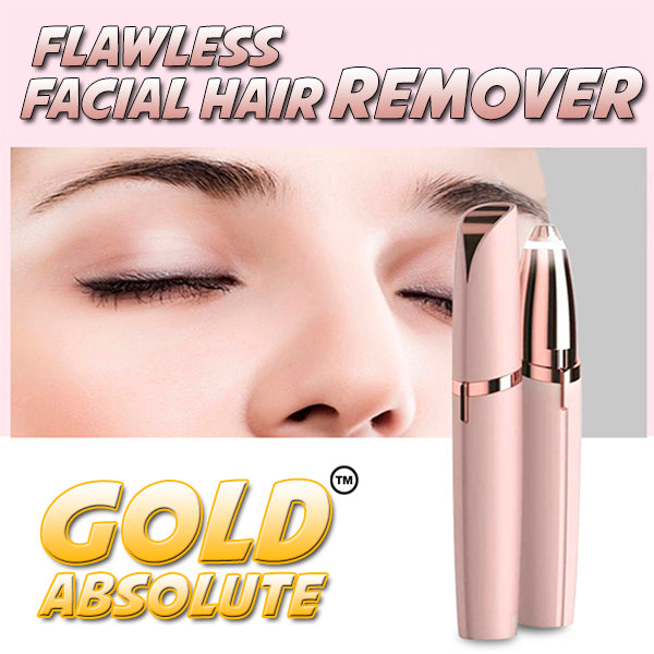 Facial Hair Remover - Gold Absolute™