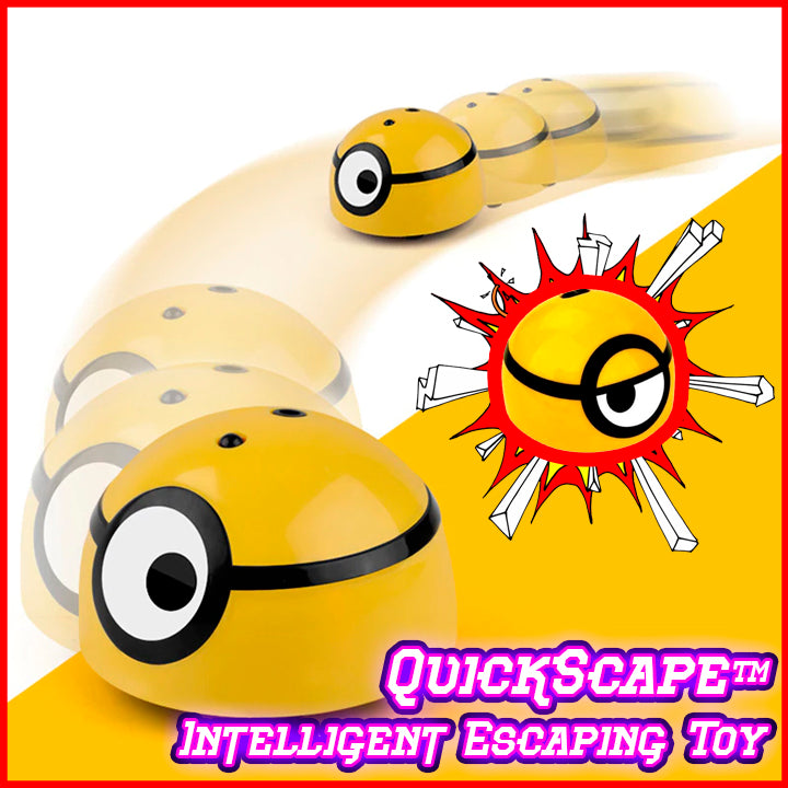 QuickScape™ Intelligent Escaping Toy(For kids & pets)