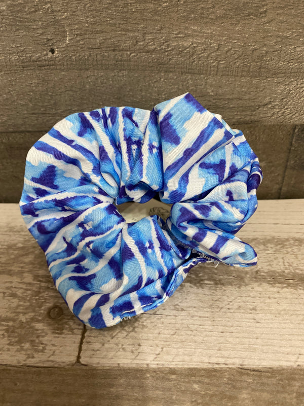 Seaside scrunchies