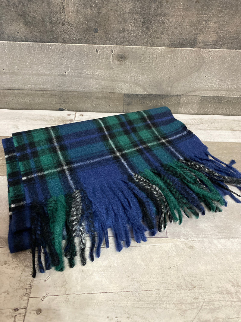 Plaid for you scarf