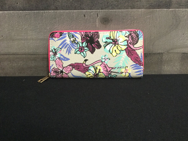 Flamingo wallets