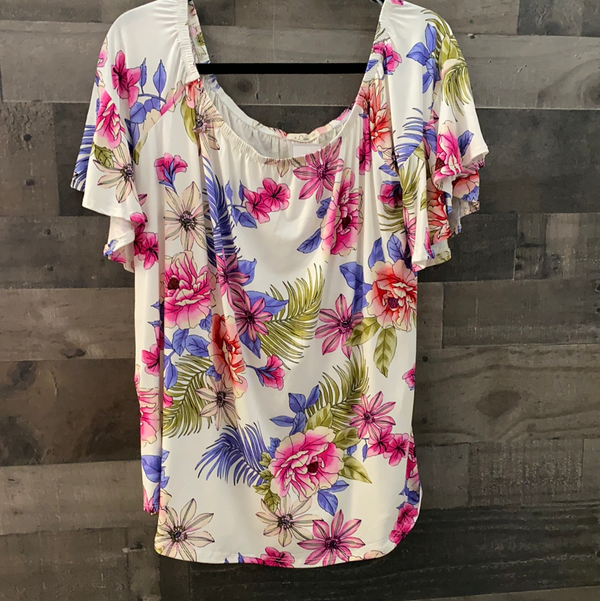 Take me to Hawaii curvy top