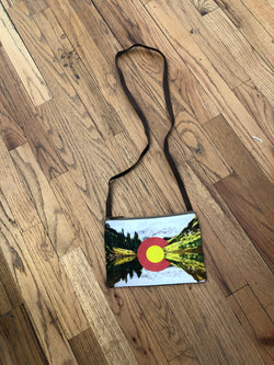 Colorado horizonal Crossbody purse