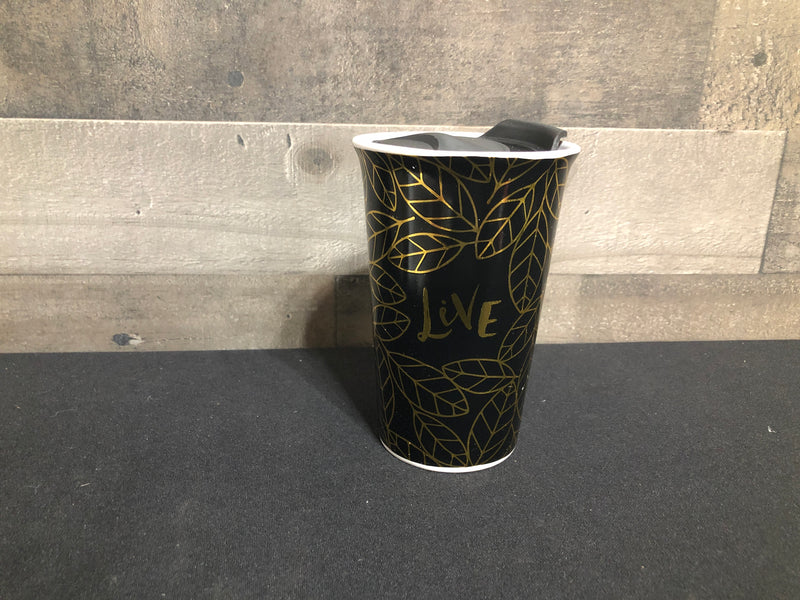 Fall travel mugs