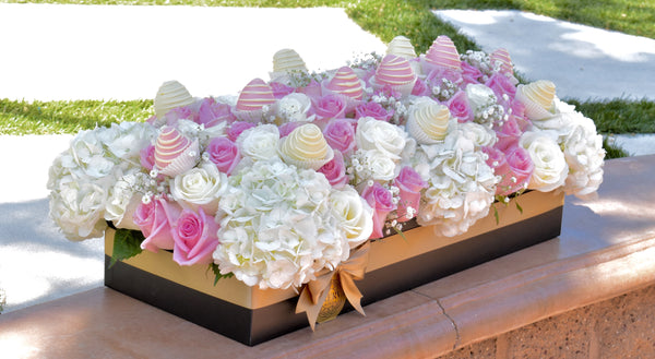 BEL AIR BOX OF ROSES