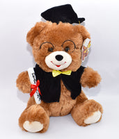 GRADUATED TEDDY BEAR